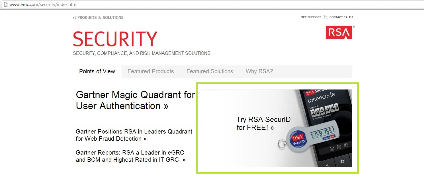 RSA SecurID software token for Windows Phone 7 5/8 FINALLY